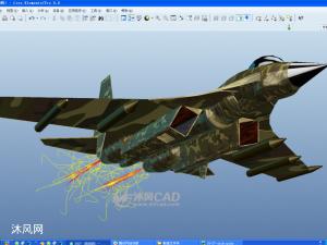 蘇27戰斗機(原創作品)