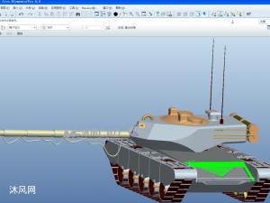 99式坦克(原創作品)