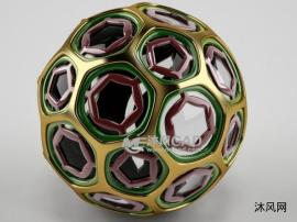 花式足球设计