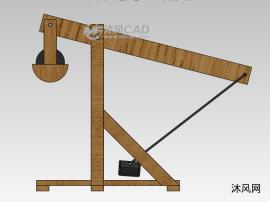 抛石机设备