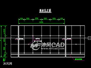 高速公路仰斜式路堤墙标准图