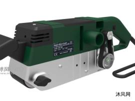 带式砂光机设计模型