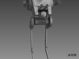 星球大战机器人模型