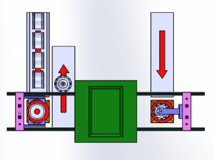 一种冲床机械手-轮毂装配方案