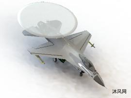 F-1E预警机