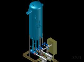 (36X116)垂直接收機設計模型