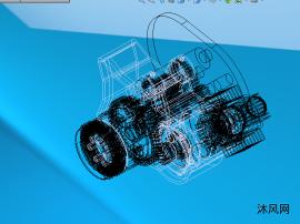 内燃机设计模型