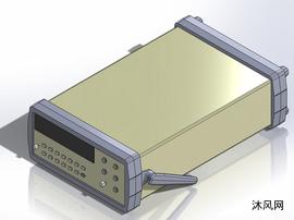 HP34401A数字万用表外观图