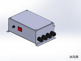 电流测试表设计模型