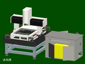 6050型全自动影像测量仪设计说明(原创且唯一发布于沐风网)