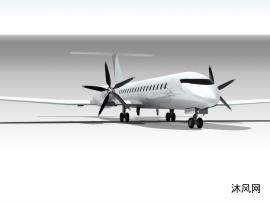 大型客机运输机设计模型