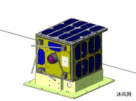 學生衛星模型