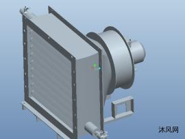 暖气设施设计模型