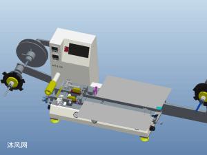 SMT编带机半自动编带包装机