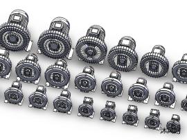 韩森高压漩涡气泵全部型号
