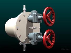高压浮动稳压器设计模型