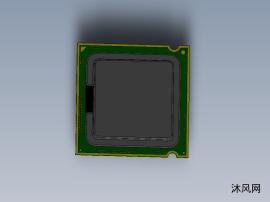 intel cpu  电脑芯片  酷睿