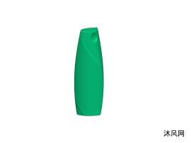 洗发水瓶子模型设计