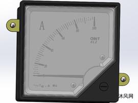 指针式电流表