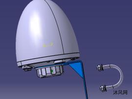 海洋通信电台天线设计