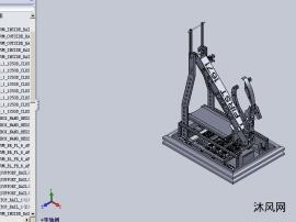 适合开发成为抗震救援的机器人设计模型