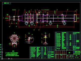 潜水泵安装总图