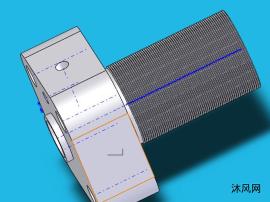 低压溢流阀模型