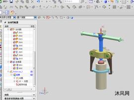 軸承拆卸器螺旋傳動機構