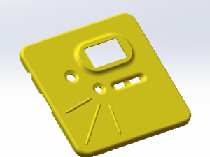 播放器外殼模具設計