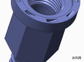 塑料連接器模具