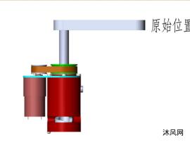 电动螺旋电缸
