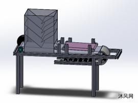 简单纸币整理机