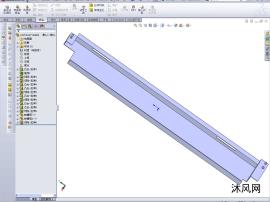 冷室压铸机企业盖板(1)钣金结构工艺设计