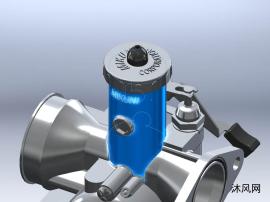 化油器(详解)设计模型