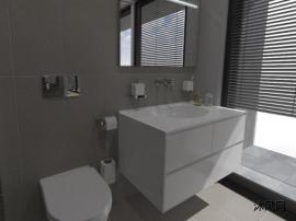 洗手台SW模型