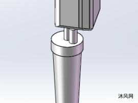 上光眼输液监控器模型