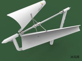 风力发电机组(配件)设计模型