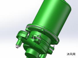 潜水泵深水泵模型