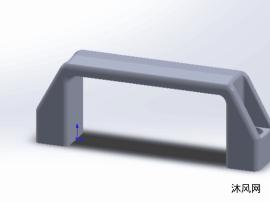 铝塑料弓型把手HPU系列