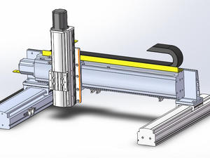 三軸龍門式模組