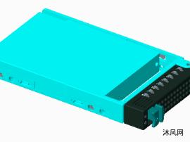 硬盤支架模組