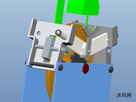 電梯制動控制與保護系統-限速器模型