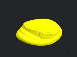 个性帽子模型
