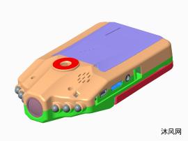 DV摄像机结构研发实例