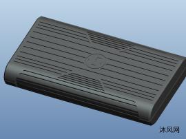 GPS定位器設計 GPS3D模型