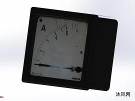 電流表儀器儀表模型