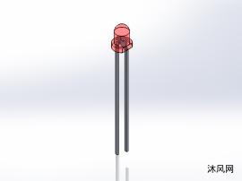 发光二极管模型