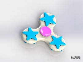 星星指尖陀螺
