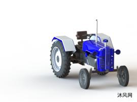 sw拖拉机完整模型