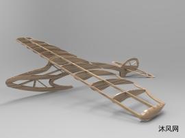 滑翔机模型设计